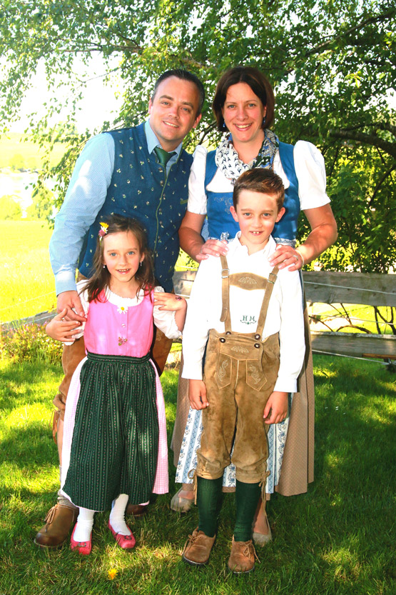 Familie Haberl
